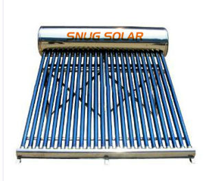 Domestic Integrated Stainless Steel Solar Water Heater (EN12975, CE, Solar keymark) pictures & photos