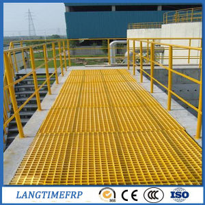 Top Quality FRP Reinforced Grating with Grit pictures & photos