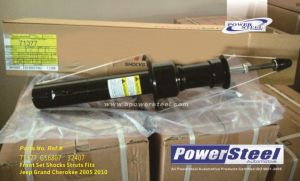71377; G56807 32407; Powersteel Shock Absorber; Front Set Shocks Struts Fits Jeep Grand Cherokee 2005 2010 pictures & photos