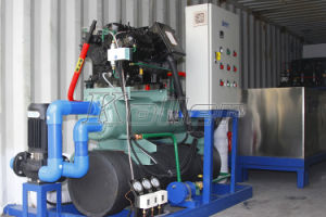 4 Tons/Day Containerized Ice Block Machine (MB40) pictures & photos