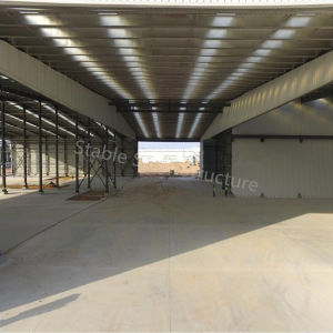 Affordable Prefab Light Steel Structure Warehouse for Sale pictures & photos