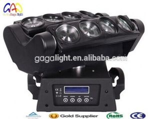 Full Color LED Spider Beam Moving Head Light pictures & photos