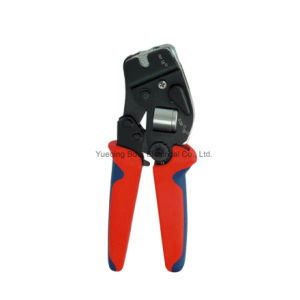 Automotive Wire Harness Terminal Block Crimping Tool pictures & photos