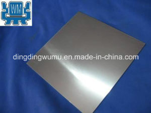 Customized Pure Tungsten Foil for Vacuum Furnace Heat Screen pictures & photos