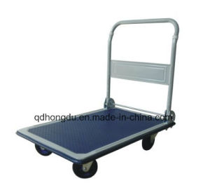 High Quality Platfrom Hand Truck (pH300) pictures & photos