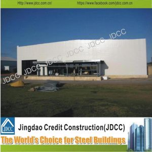 Glassfiber Panels Steel Structure Aircraft Hangar pictures & photos
