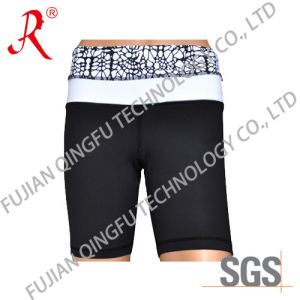Cool Women′s Sport Pants (QFS-4070) pictures & photos