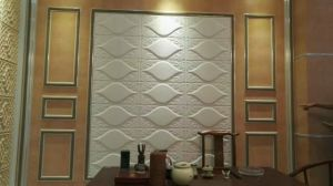 3D Acoustic Wall Panel Decoration Wall Panel Decorative Board PU Leather Soft Sofa Door pictures & photos