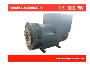 Three Phase Brushless China AC Power Alternator Diesel Generator pictures & photos