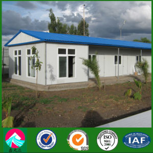 China Manufacturers Small Steel Construction Design Prefabricated House pictures & photos