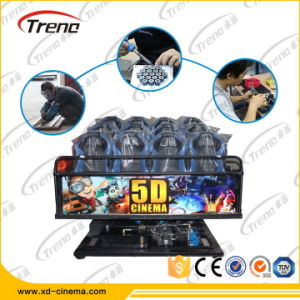Good Quality 5D Cinema Equipment for Sale 5D Cinema 7D Cinema 9d Cinema 12d Cinema pictures & photos