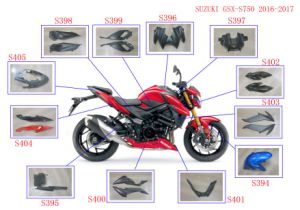 Carbon Fiber Motorcycle Parts for New Suzuki Gsx-S750 2016-2017 pictures & photos