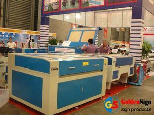 Laser Cutting Machine Price GS1612 150W pictures & photos