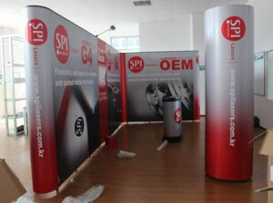Pop up Exhibition Solutions-3*3/3*6m/Pop up Stands/Banner Stands/Banner