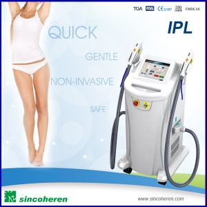 Sincoheren New Permanent Hair Removal Shr IPL Laser Machine pictures & photos
