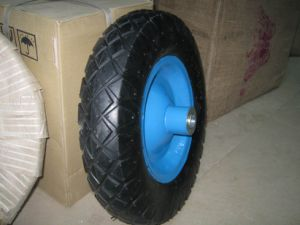 Rubber Wheel for Wheelbarrow pictures & photos