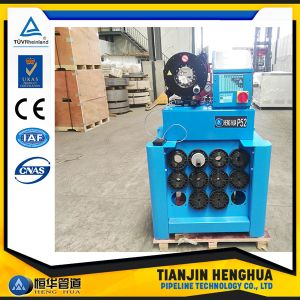 Finn Power High Quality Hydraulic Tube Crimping Machine up to 2 Inches Finnpower P52 with Big Discount! pictures & photos