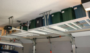 Costco Garage Storage Ceiling Rack (Overhead rack for 600lbs) pictures & photos