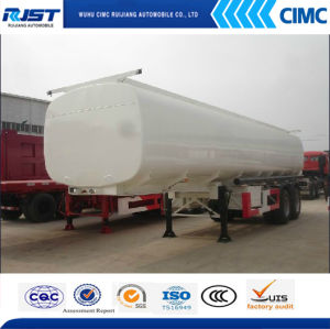 40m3 Fuel Tank Semi Trailer /Oil Tank (WL9403GHY) pictures & photos