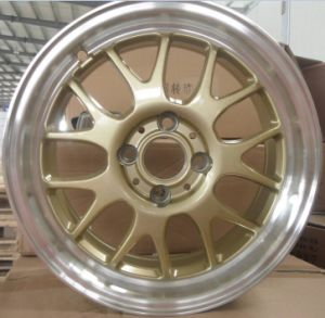 Well Polished Car Wheels Rims pictures & photos