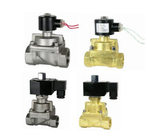 Solenoid Valve (SLA) -- Steam