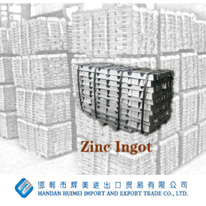 Zinc Ingot Factory Supply pictures & photos