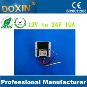 High Quality Converters DC DC Converter 12V to 24V Step up Inverter pictures & photos