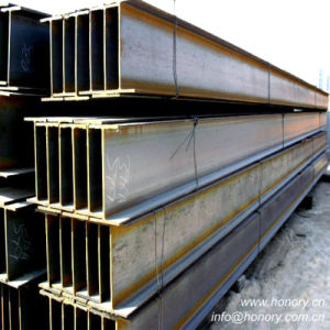 Mild Steel H Beam for Warehouse Construction