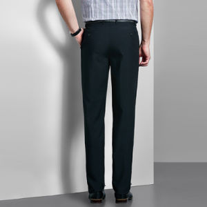 Wholesale Mens Formal Trousers Dress Pants pictures & photos