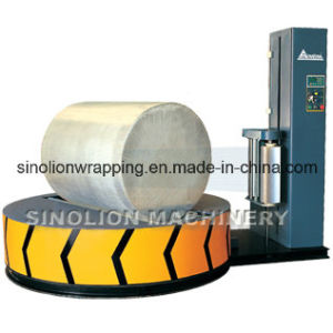 Big Paper Roll Reel Wrapping Machine pictures & photos