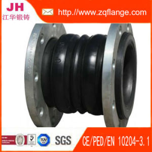 Threaded Rubber Expansion Jiont and Flanges pictures & photos