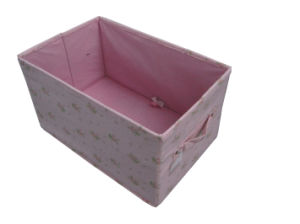 Non Woven Storage Box Without Cover (TN-CX 0014 A)