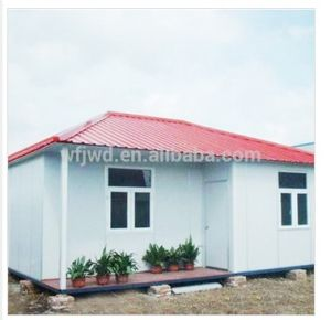 Green House Modular Prefabricated House! 2015 Hot Sale pictures & photos