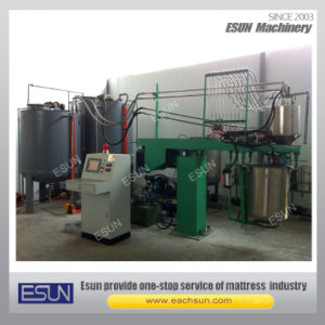 Batch Foaming Machine Automatic (EXF-110) pictures & photos