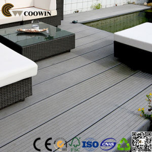 Outdoor Furniture Floor for Household House WPC Deking Floor (TW-02) pictures & photos