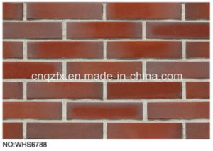 Red Shaded Clay Brick Tile