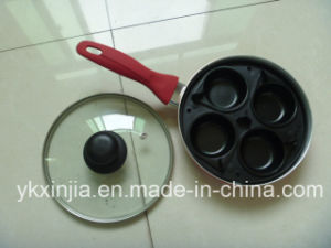 Kitchenware Aluminum Non-Stick Egg Frying Pan Cookware pictures & photos