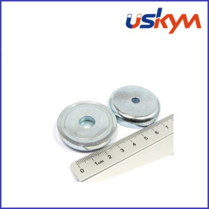 NdFeB Magnetic Pot Neodymium Pot Magnet (P-008) pictures & photos