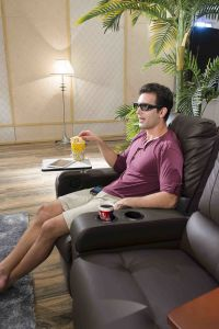 Home Theater Seating 800# pictures & photos