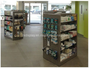 Supermarket Store Shop Wood Display Stand (ZS-939)