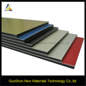 Colorful Coating Decoration Material Aluminum Wall Panel pictures & photos
