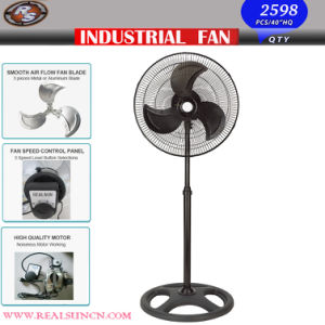 Powerful Industrial Fan with Full Black Color pictures & photos