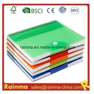 PVC Cover Notebook for School and Office Supply pictures & photos