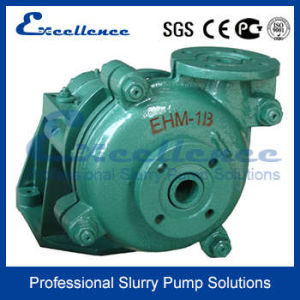 Overflow Horizontal Mining Slurry Pump (EHM-1B) pictures & photos