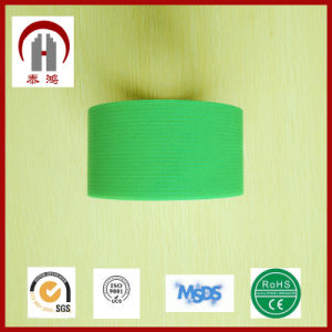 Easy Tear Material Green Cloth Duct Tape with Waterproof Feature pictures & photos