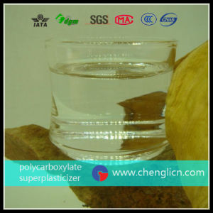 Anti Clay Polycarboxylate Superplasticizer Concrete Admixture