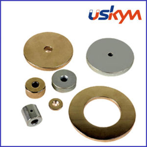 Kinds of Ring Neodymium Magnets (R-010) pictures & photos