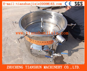 Vacuum Filter Oil Machine for Fried Fish pictures & photos
