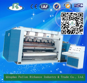 Corrugated Cardboard Single Facer for Packing Machine pictures & photos