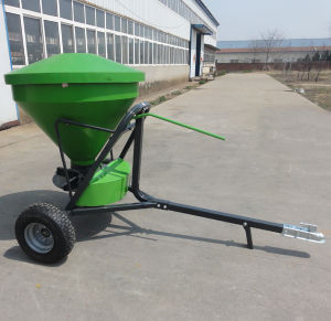 Large Farm Fertilizer/Seed/Salt Spreader pictures & photos